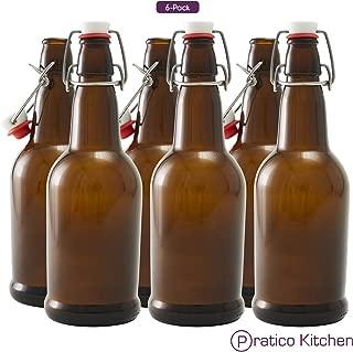 Best sealable glass bottles Reviews