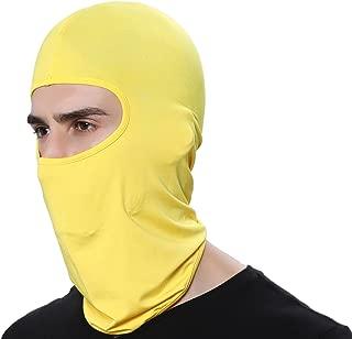 yellow ski mask kids