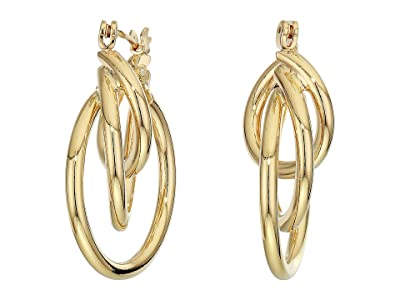 8 Other Reasons Justin Hoops (Gold) Earring