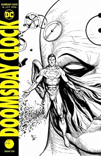 DOOMSDAY CLOCK #1 (OF 12) 11:57 PM RELEASE VARIANT (Street Date: 11/22/17)