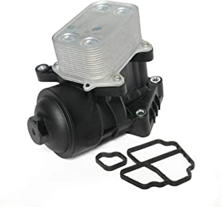Oil Filter Housing With Cooler For Seat Ibiza ST MK5 VW Polo 6R 1.2 TDI 03P115389 03P115389B