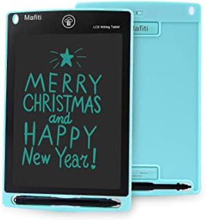 Best Mafiti LCD Writing Tablet 8.5 Inch Electronic Writing Drawing Pads Portable Doodle Board Gifts for Kids Office Memo Home Whiteboard Cyan Review