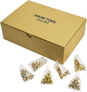 MAMETOKU(豆菓子専門店) おつまみナッツ [個包装/約480g] 6種のパンプキンシードBOX (かつおチーズ/味噌チーズ/アンチョビチーズ/ペッパーチーズ/からしマヨネーズ/ホタテ塩)