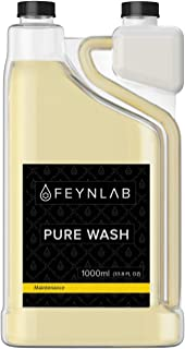 FEYNLAB Pure Wash- Exterior Car Wash Shampoo, Highly Concentrated, Foaming Formula, Degreaser and Streakless Rinse, 33.8oz