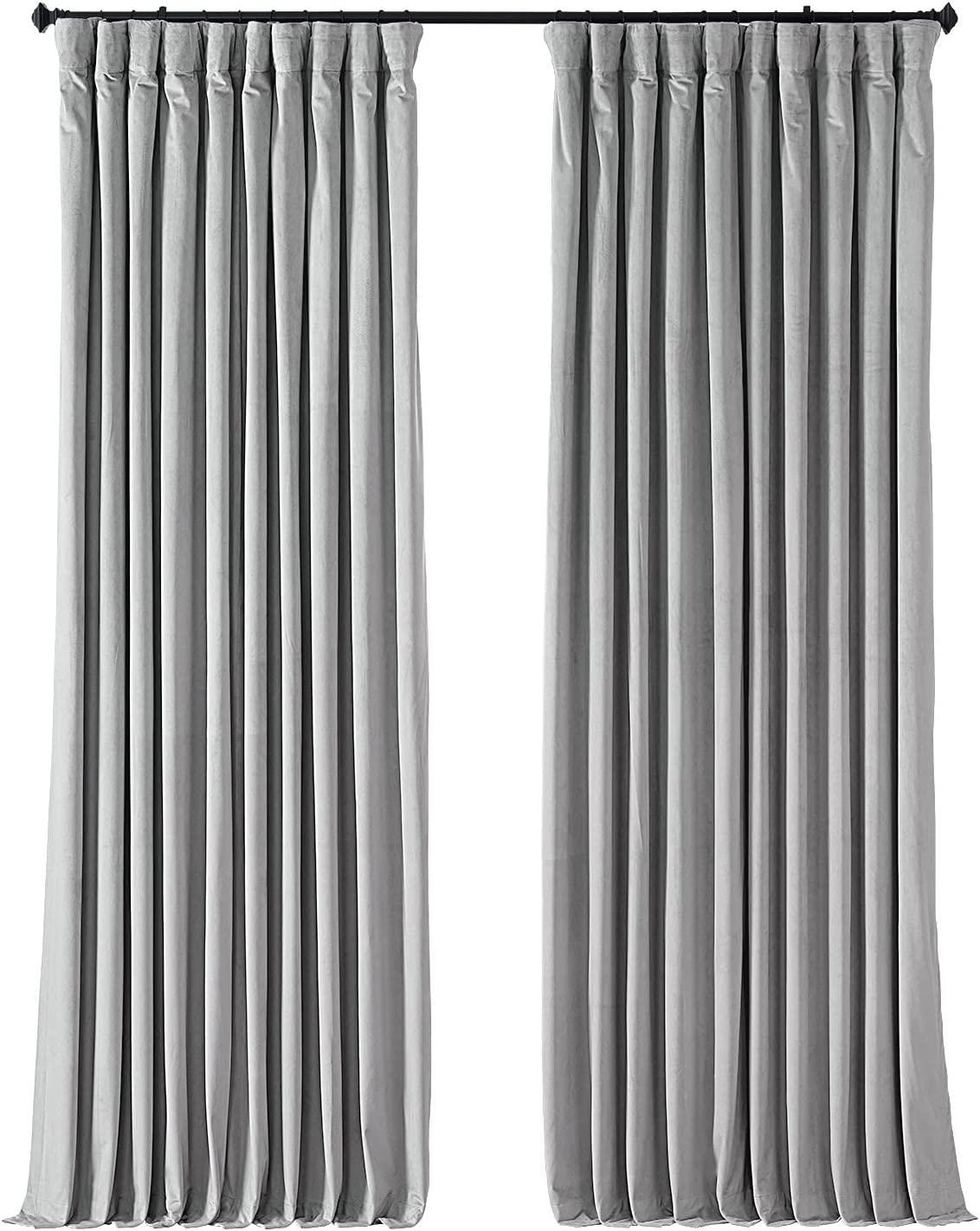 HPD Half Price Drapes sold out VPCH-VET160401-84 Chicago Mall Extra Signature Wide Bla