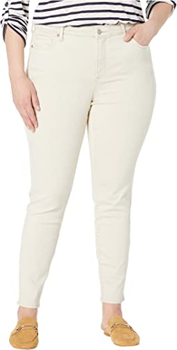 Plus Size Ami Skinny in Feather