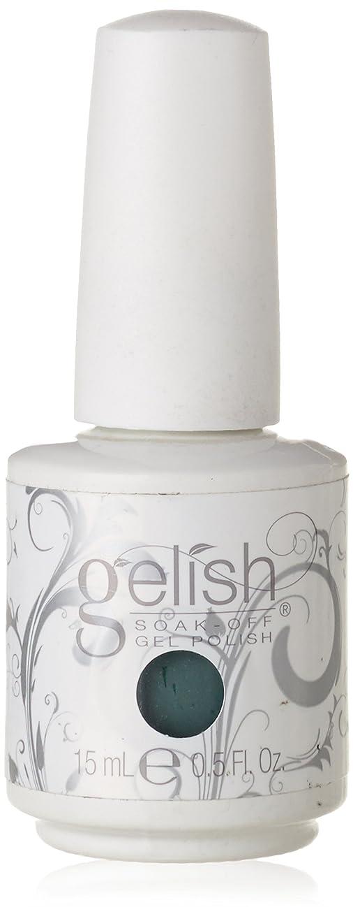 フラスコ茎ギャザーHarmony Gelish Gel Polish - Holy Cow-girl! - 0.5oz / 15ml