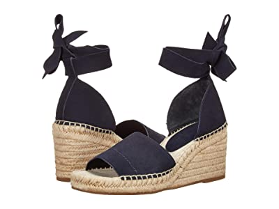 Splendid Malissa (Navy Cow Suede) Women