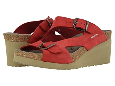 Mephisto Terie (Red Nubuck) Women
