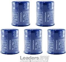 Honda 15400-PLM-A02PE Oil Filter (Pack of 5)