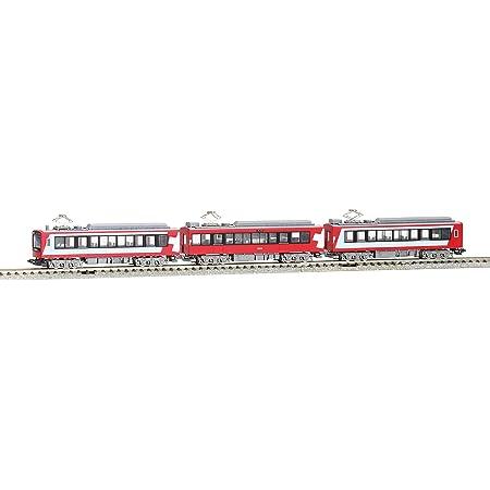 MODEMO Nゲージ 箱根登山鉄道2000形 グレッシャー・エクスプレス塗装 2017 3両セット NT161 鉄道模型 電車