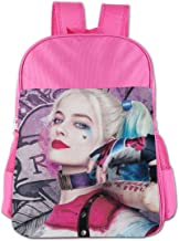 Kids/Youth School Backpack Har-ley Qu-inn Children's Travel Daypack For Boys/Girls/women/men