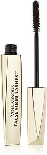 L'Oreal Paris Voluminous False Fiber Lashes Mascara, 280 Black Brown, 0.34 Fluid Ounce