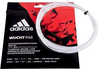 Adidas Wucht P68 Badminton Strings- White