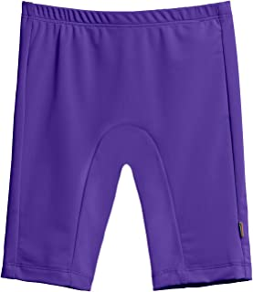 City Threads Boys Girls' SPF50+ Jammers Swim Shorts Bottoms Made in USA
