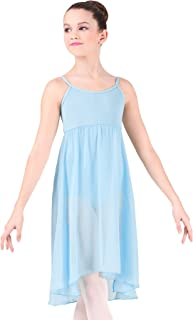 Body Wrappers Little Girls Camisole Dress (3799)