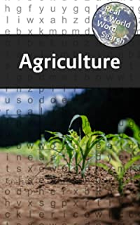 Real World Word Search: Agriculture