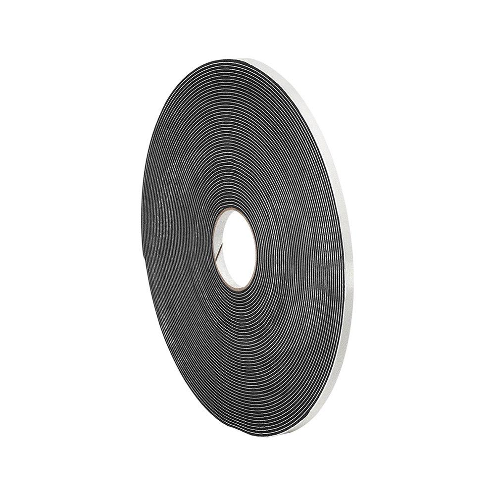 3M 4466B Black Adhesive overseas Tapes 62 mil x 1.6 0.25