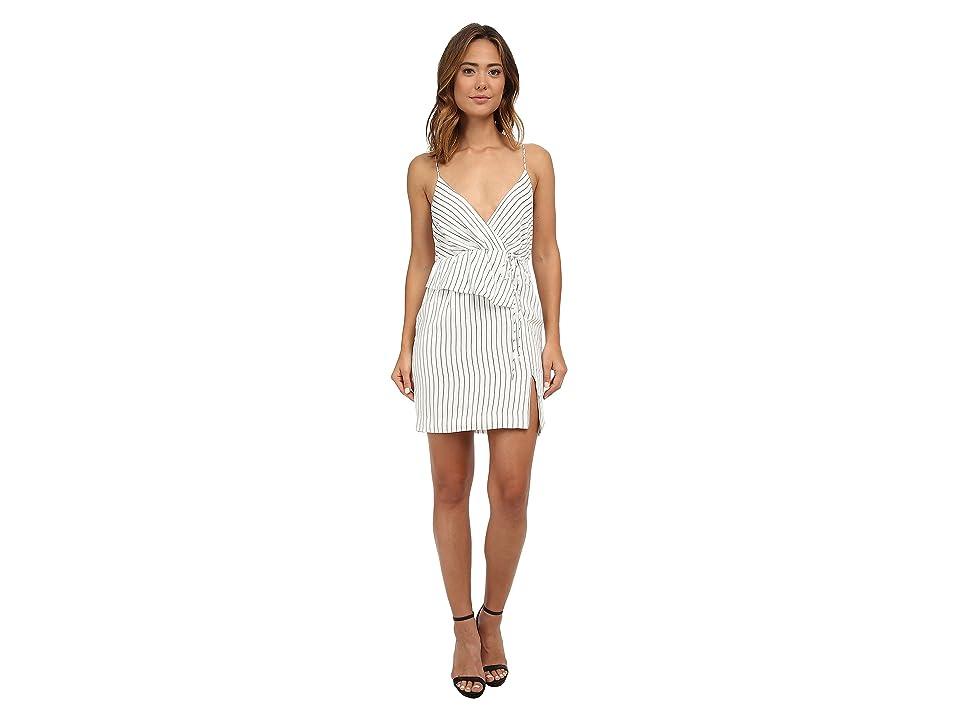 StyleStalker Limitless Wrap Dress (Linear) Women