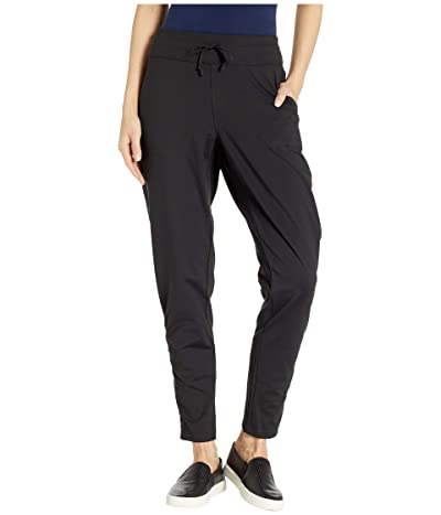 Royal Robbins Jammer Knit Ankle Pants (Jet Black) Women