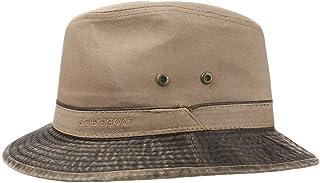 eeb69300 Stetson Chapeau en Coton Anti UV Homme | de Soleil d'été Printemps-ete
