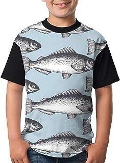 Youth Tee T Shirt For Teenager Sugar Skull Boy Tshirts