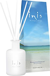 Inis The Energy of The Sea Fragrance Diffuser Set 3.3 Fluid Ounce