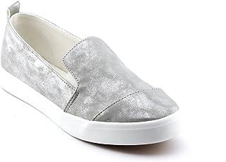 CALICO KIKI Women's Casual Slip On Canvas Sneakers