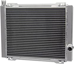 Primecooling 2 Row Core Aluminum Radiator for 2012-2016 Can-Am, Outlander/Max/Renegade 450 500 650 800 1000 More 4x4 Models