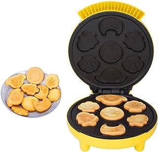 Máquina de pastel automática para el hogar Mini máquina de pan para niños de dibujos animados Máquina de desayuno para hor...