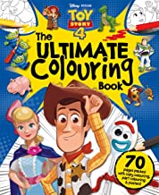 Disney Pixar Toy Story 4 The Ultimate Colouring Book