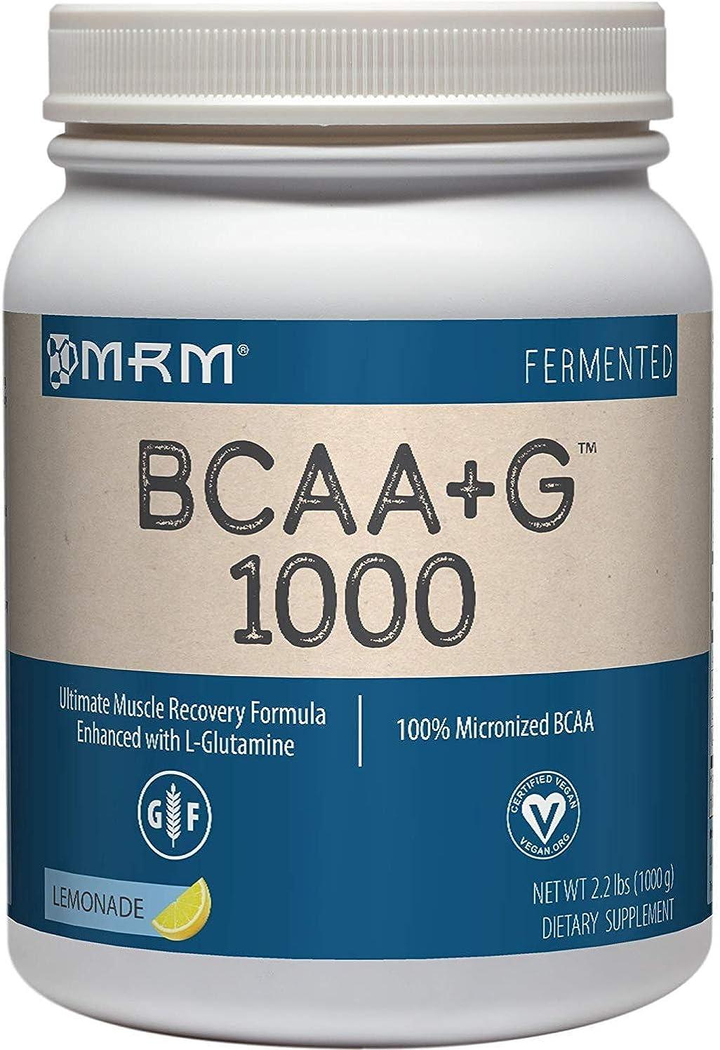 業界発明する運命BCAA+G1000 レモネード味 1kg [並行輸入品][海外直送品] -3 Packs