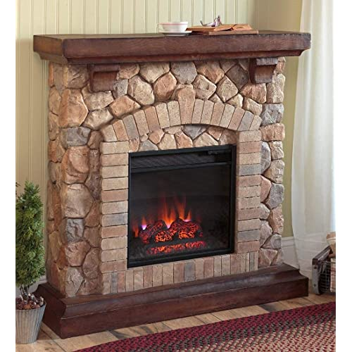 Pleasant Stone Fireplace Mantels Amazon Com Download Free Architecture Designs Scobabritishbridgeorg