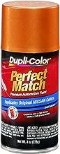 Best bright orange metallic auto paint Reviews
