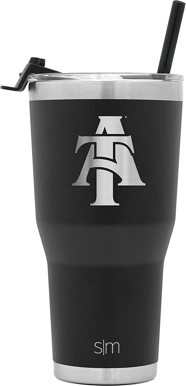 Simple Modern NCAA North Carolina AT Cruiser Online limited Award-winning store product Tumble 30oz Aggies