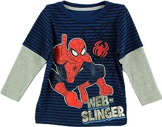 Boys' Spider-Man Web Slinger Long-Sleeve T-Shirt