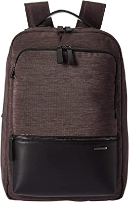 "16"" Lightweight Business Nylon - Backpack"
