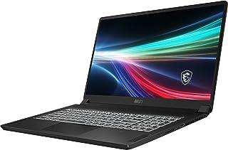"MSI Creator 17 Professional Laptop: 17.3"" UHD 120Hz 100% AdobeRGB Display, Intel Core i7-11800H, NVIDIA GeForce RTX 3060, ..."
