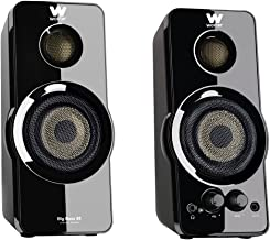 Woxter Big Bass 95 - Altavoces Multimedia Estéreo, 20W,