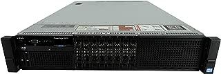 Dell PowerEdge R820 8 Bay SFF 2U Rackmount Server, 4X Xeon E5-4627 V2 3.3GHz 8 Core, 512GB DDR3 RAM, PERC H310, No Trays Included, 2X 1100W PSUs (Renewed)