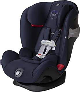 Cybex Standard Eternis S All-in-One Car Seat with SensorSafe, Denim Blue