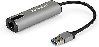 USB 3.0 TYPE-A NAAR 2.5 GIGABIT ETHERNET ADAPTER - 2.5GBASE-T