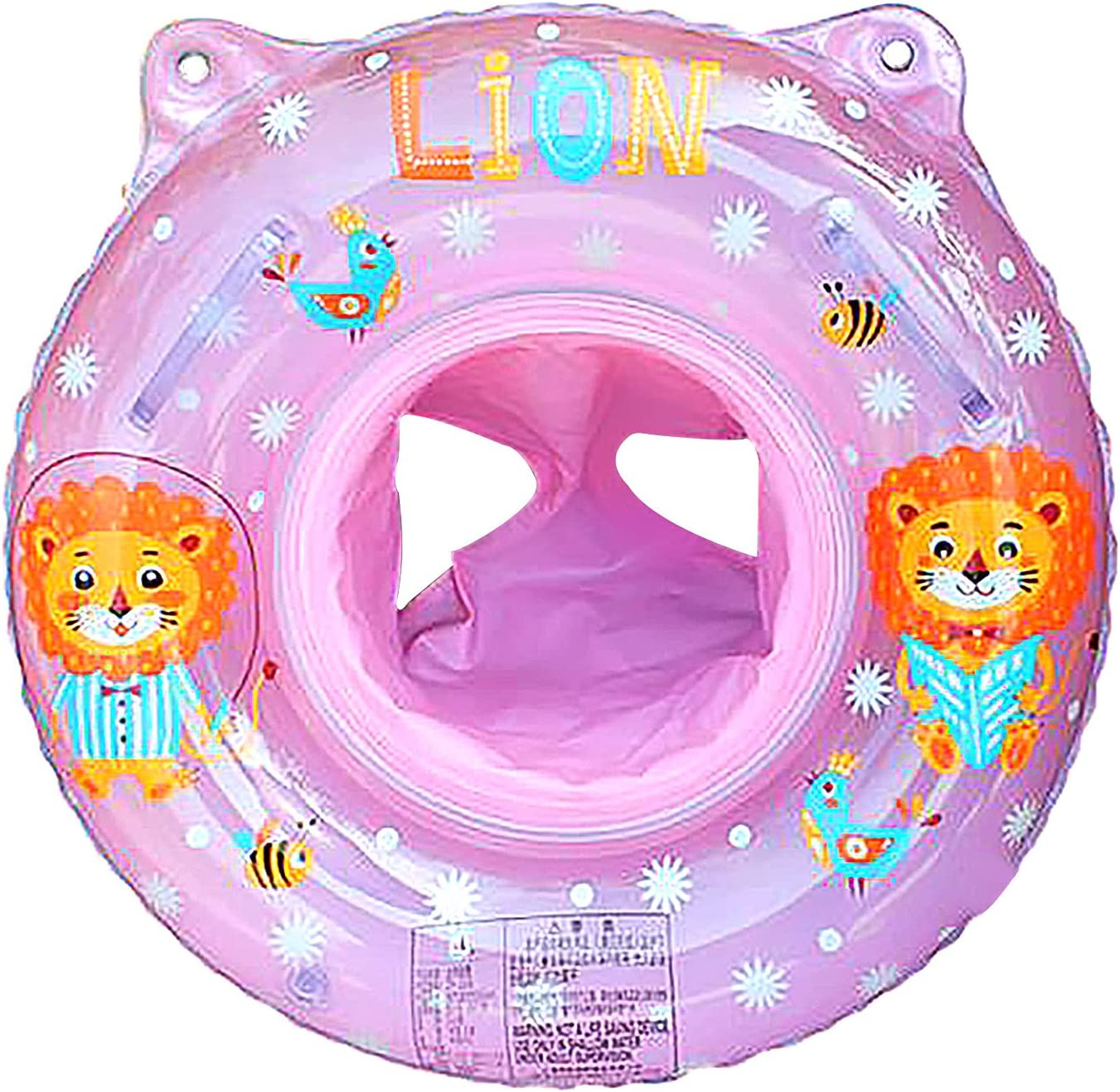 Houston Tampa Mall Mall ninRYA Baby Swimming Float Ring Pool Seat with Inflatable