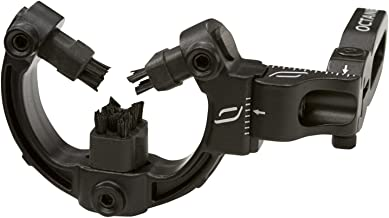 Octane RST Hostage Max Arrow Rest, Black, Right Hand