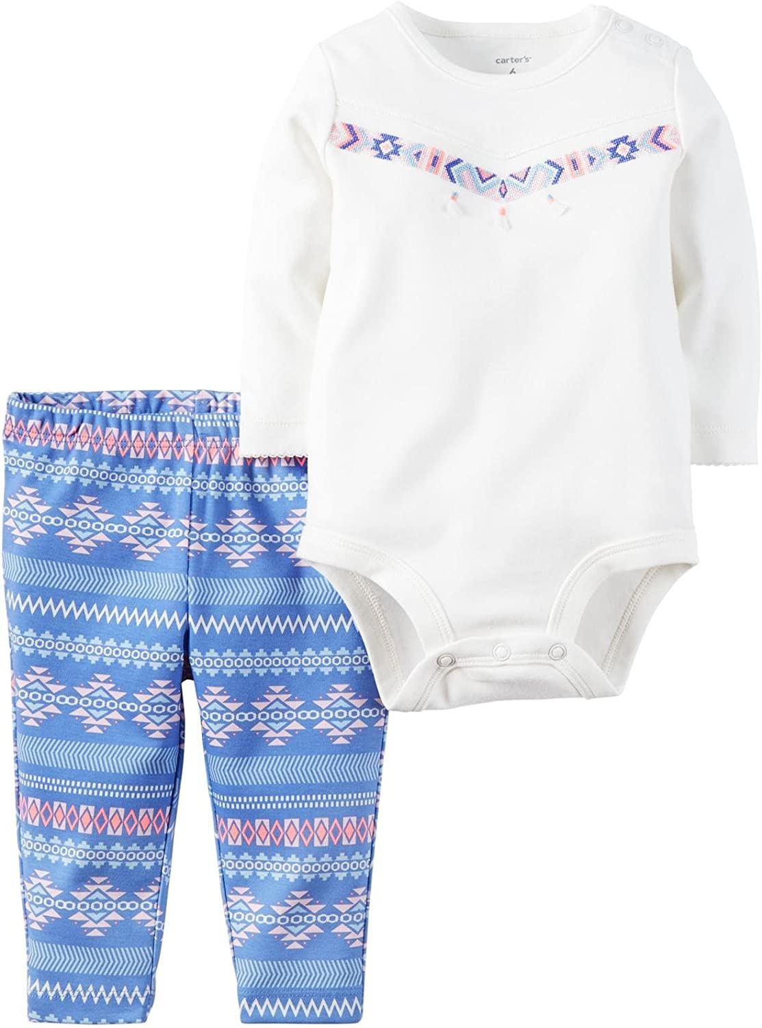 Carter's Outlet sale feature Baby Girls' Bodysuit Sets 121g814 Pant Deluxe