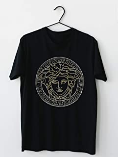 Versace Vintage Embellished Medusa Logo - T-Shirt for men women gift father mother