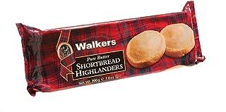 Walkers Highlanders 酥饼 200g 12件