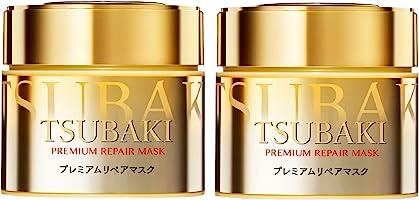 【まとめ買い】 TSUBAKI(ツバキ) プレミアムリペアマスク ヘアパック 本体180g×2個 セット 180グラム (x 2)