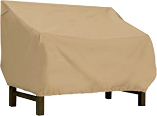 Classic Accessories Terrazzo Water-Resistant 104 Inch Patio Bench/Loveseat Cover