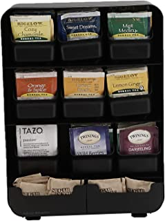 wall tea bag holder